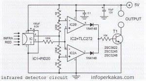 ir-detector-schematic