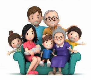 3d-happy-family-1